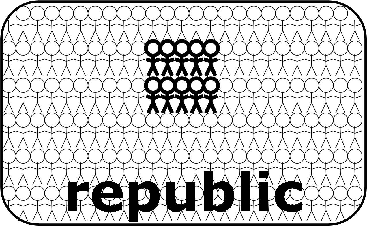 Republic Form Of Government Heartpulsar