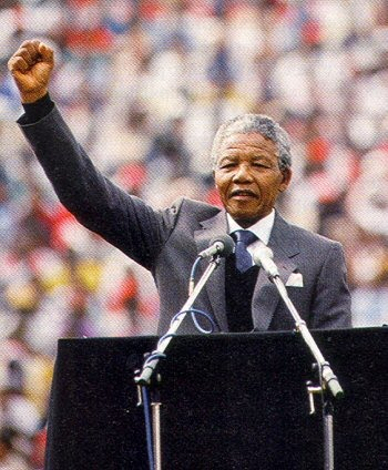 what nelson mandela did for africa